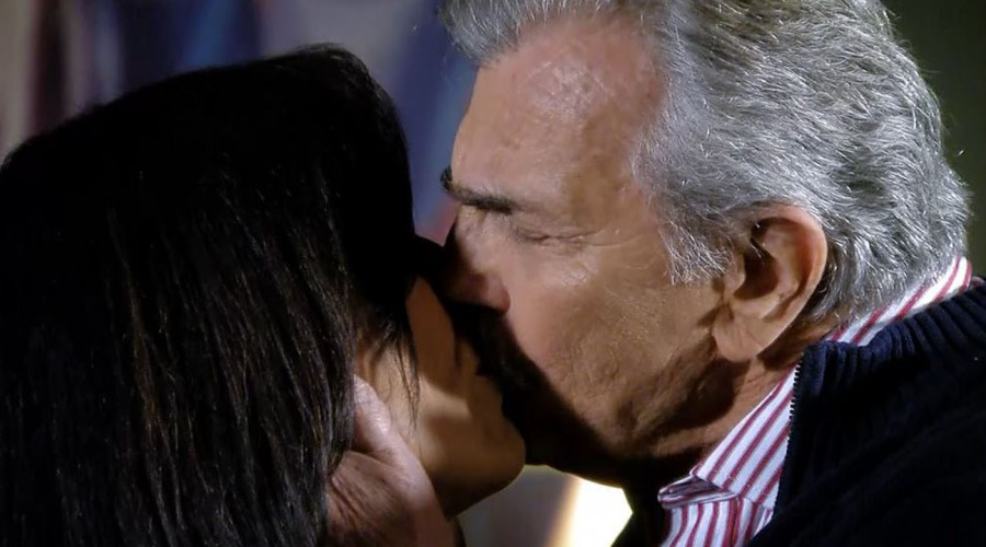 Theodoro besó a Norma (Parte 1)