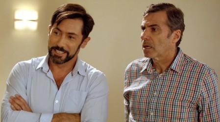 """Romeo Singer y su personaje en 100 Días: """"Con Fernando logramos una buena conexión"""""""