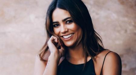 """""""Eres fuego"""": Camila Recabarren sorprende con nuevo look en ropa interior"""