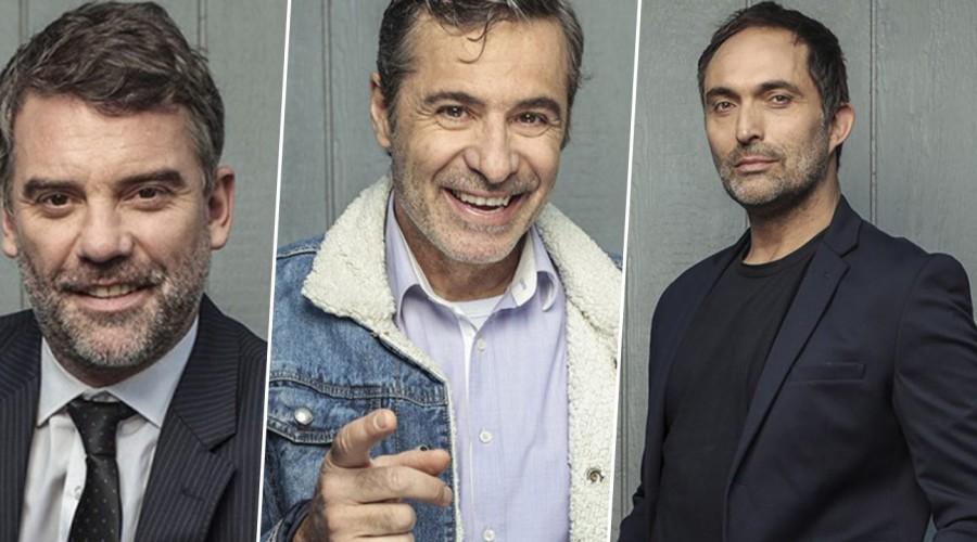 Los aliados de Javier en 100 Días: Estos son los hombres que lo ayudan a ocultar su mentira