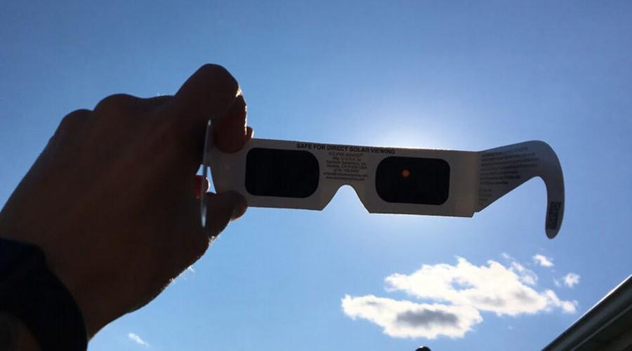 ¿Cómo saber si los lentes que tengo sirven para ver el eclipse 2020?