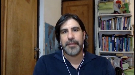 Entrevista a Gerardo Fasce, Presidente de la Sociedad de Geriatría y Gerontología de Chile