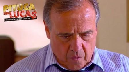 ¿José Antonio quiere escapar?