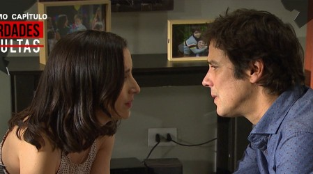 Seguidores de Verdades Ocultas no quieren ver a Tomás y Rocío juntos