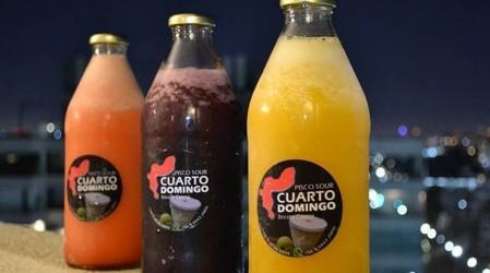 Cuarto Domingo: Conoce el emprendimiento que asegura tener el mejor pisco sour peruano de Santiago