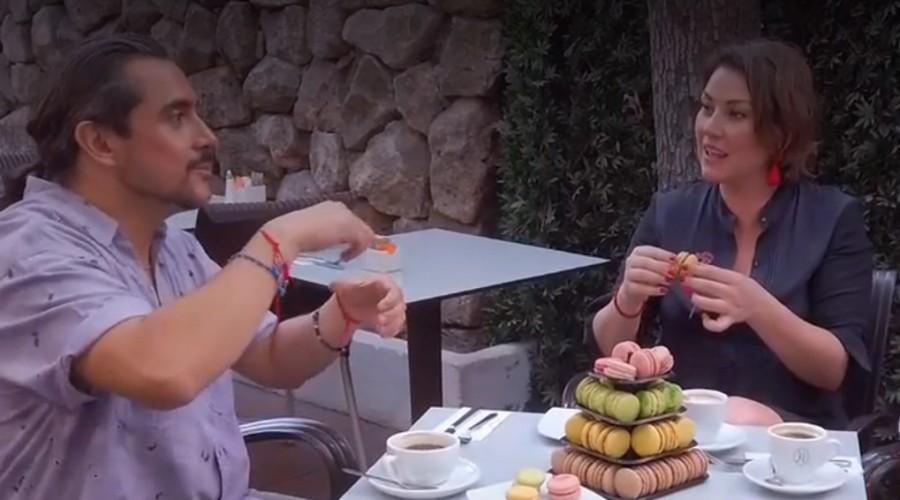 Acompaña a Koke Santa Ana y Javiera Contador en un viaje de gastronomía francesa