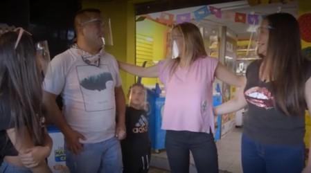 """Mariana y su equipo mejoraron la infraestructura y distribución del almacén """"El Negro"""""""