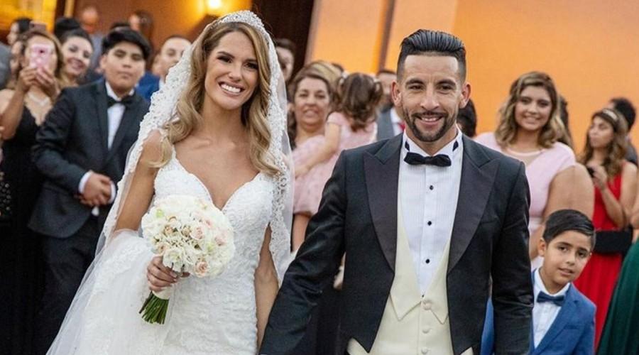 """""""Brillan con luz propia"""": La foto con que Gala Caldirola y Mauricio Isla fueron halagados en redes sociales"""