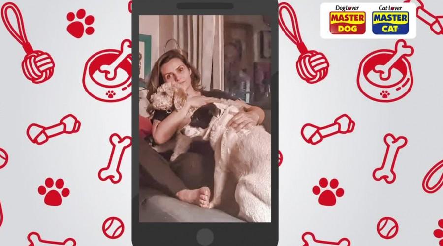 Conexión Única con mis Mascotas: Connie Achurra nos presentó a sus perritas Chía María y Trufa María