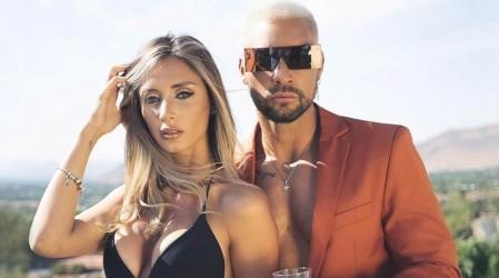 """""""Que bomba"""": Yuli Cagna deslumbra en nuevo avance del videoclip de Luis Mateucci"""