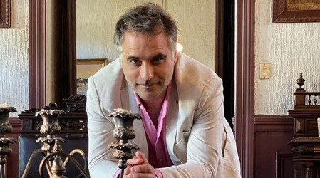 """Paulo Brunetti presenta su emprendimiento de productos artesanales: """"Terra Sur"""""""