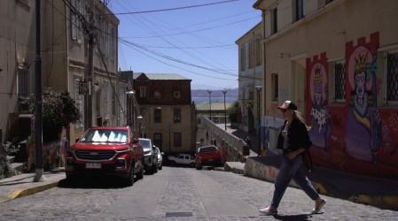 Virginia Demaría se empapó con la cultura y bohemia de Valparaíso