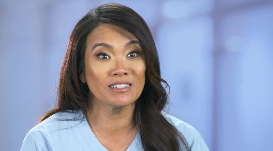 La Dra Sandra Lee lidió con varios bultos en la piel de sus pacientes
