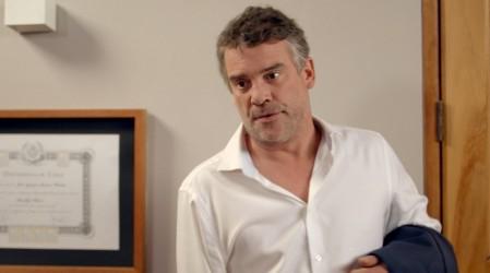 Pedro se indignó tras conocer las intenciones de Laura