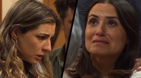 """""""Perdóname"""": Eliana le pide perdón a Agustina"""