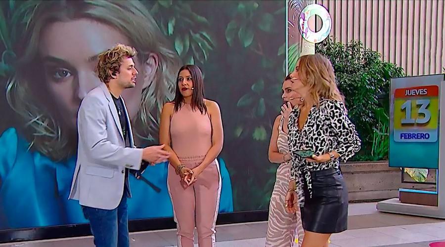 """[Lo más visto 2020] Joaquín no quería pasar el 14 de febrero solo y Diana le hizo """"gancho"""" con Kika Silva"""