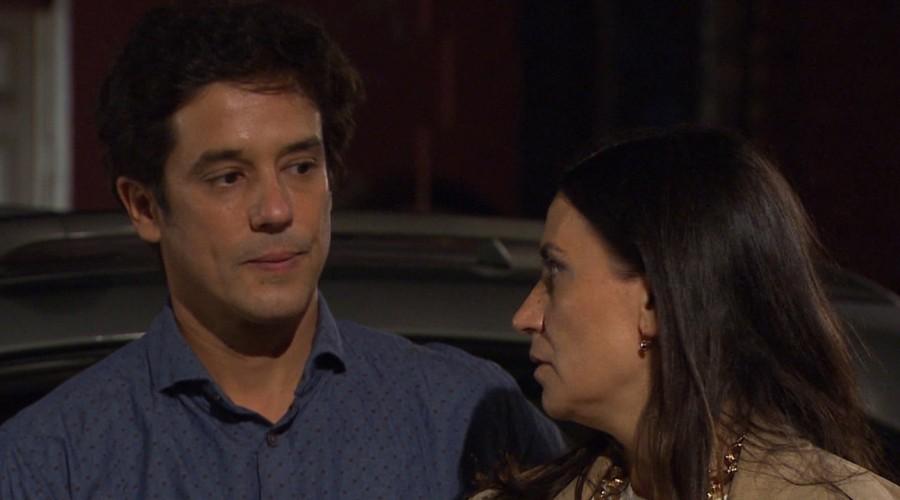Eliana y Tomás vivirán un tiempo con Nicolás