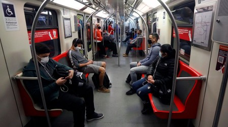 Con funcionamiento extendido: Revisa la apertura y cierre de Metro para hoy