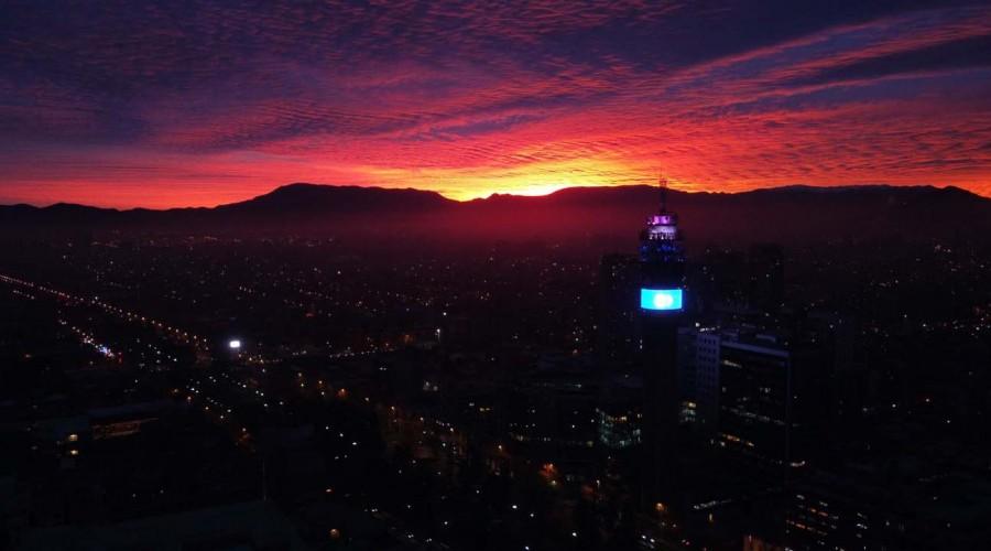 Año Nuevo: Torre Entel realizará show de luces para recibir este 2021