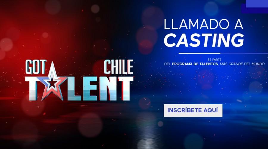 ¡Llamado a casting!: Inscríbete para ser parte de Got Talent Chile