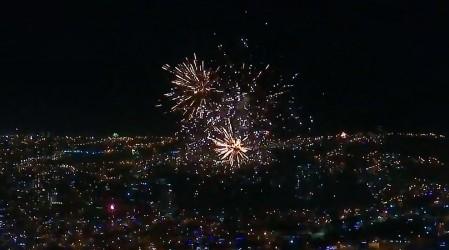 Pese a la prohibición: Continúa la venta descontrolada de fuegos artificiales