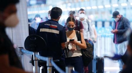 Aumentan los protocolos para ingresar a Chile tras segundo caso de cepa británica en el país
