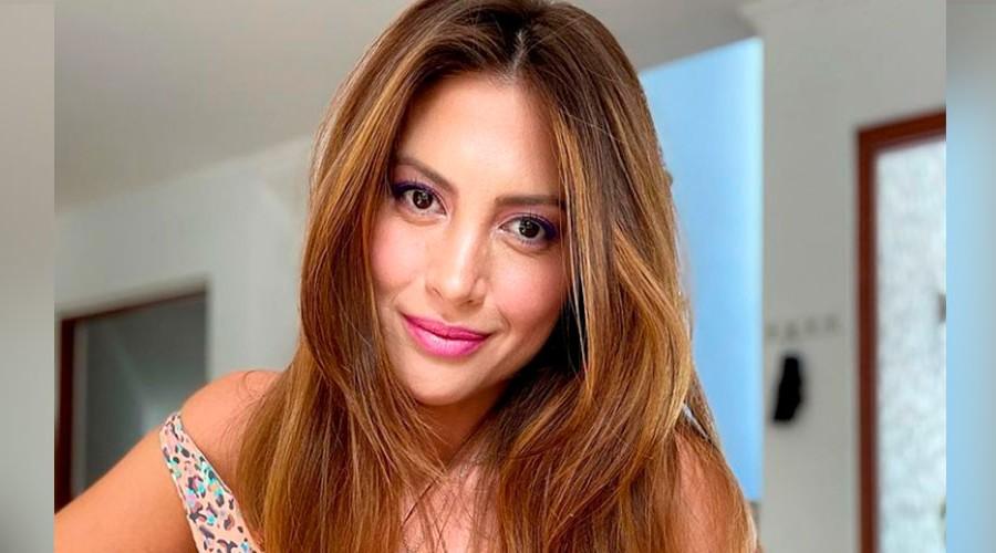 "Karen Bejarano volvió a Mucho Gusto: ""Es un rol muy bonito"""