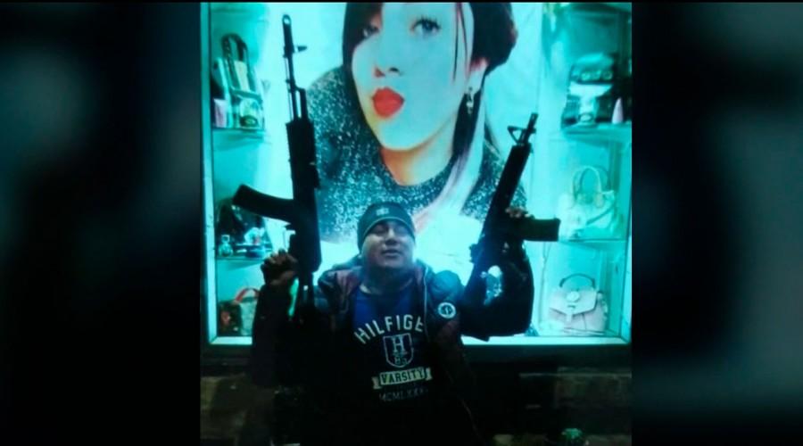 Narcotraficantes en Chile se jactan en redes sociales de sus armas y delitos