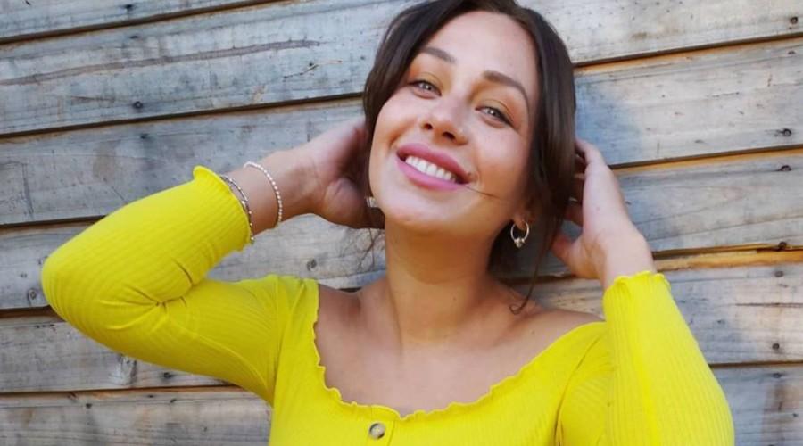 """""""Que hermosa etapa"""": Ingrid Aceitón sorprende con bella foto con 29 semanas de embarazo"""