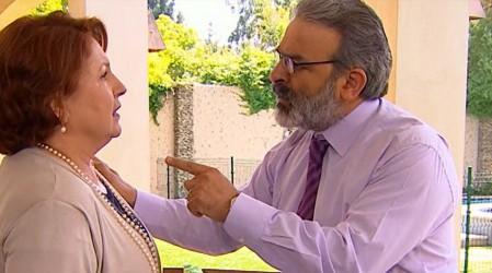 Avance: María Teresa enfrentará a Alberto