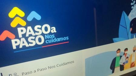 Se esperan cambios en el nuevo informe del Minsal: Esta es la situación comunal en el plan Paso a Paso