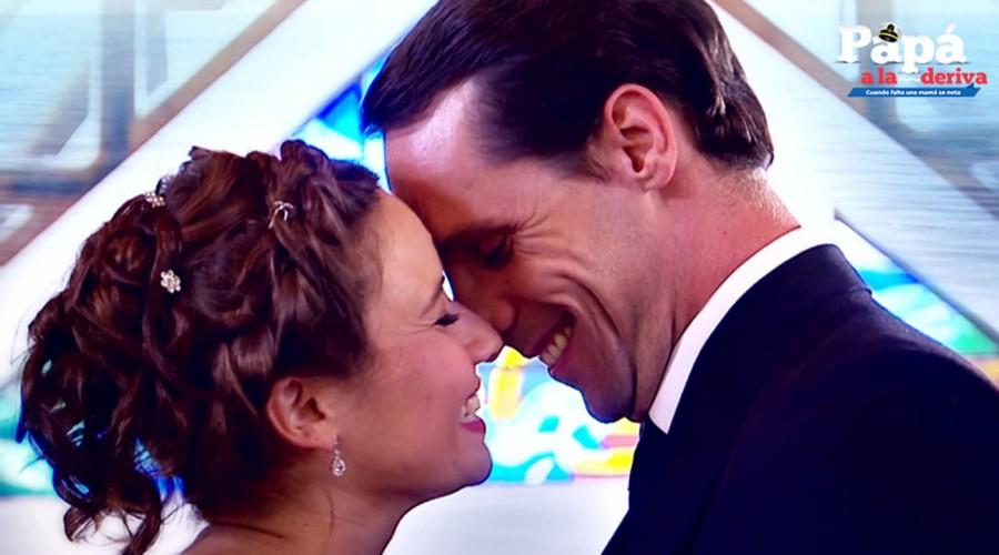 ¡Se casaron!