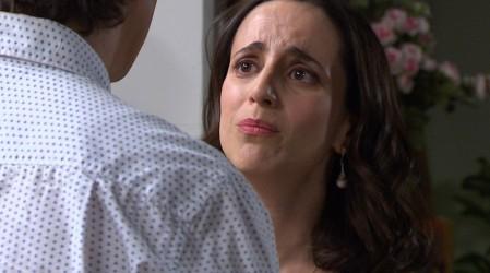 Rocío advirtió a Tomás sobre Eliana