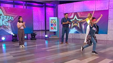 Estrellas MG: Baterista es el ganador de esta semana en el concurso de talentos