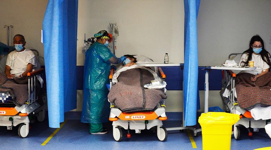 La región Metropolitana lidera: Estas son las zonas con mayores focos de contagio de Covid-19