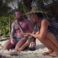 La aventura continúa en la isla de Supervivencia al Desnudo