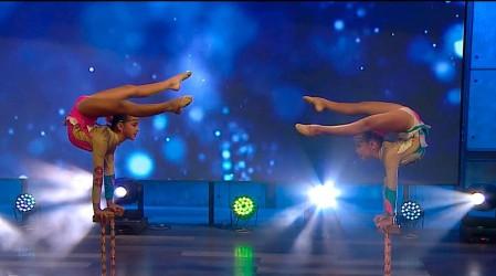 Contorsionistas, bailarines y una cantante: Nuevos talentos se presentaron en las Estrellas MG