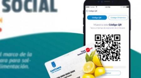 Beneficiará a miles de vecinos: Municipio de Santiago lanza tarjeta de alimentación de $25 mil