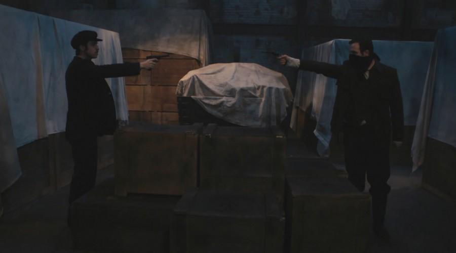 León descubre a Yakup (Parte 1)