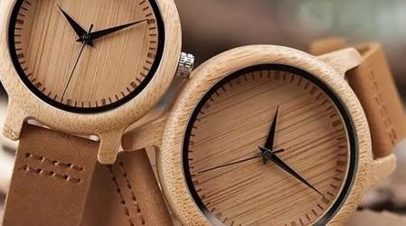 """""""Tienda Mamull"""": Descubre los lentes y relojes elaborados con madera reciclada"""