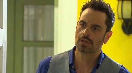 Ricardo fue a conversar con Cristóbal