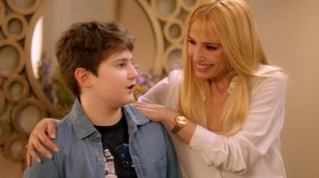 Lucas le pidió a Laura que no le mintiera