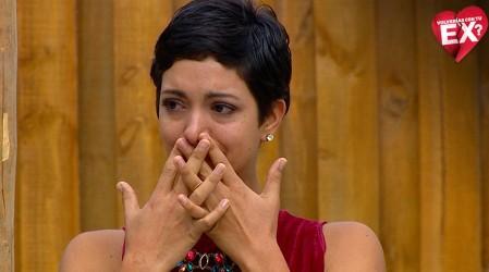 Paula fue eliminada del programa