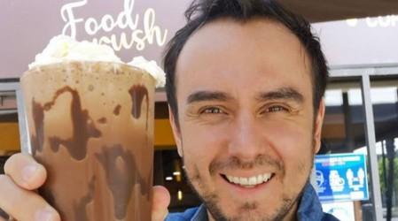 """""""Ha sido una bonita, pero intensa experiencia"""": César Campos sobre su emprendimiento familiar """"Food Crush"""""""
