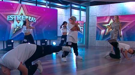 Grupo de baile urbano se convierte en el ganador de la semana en Estrellas MG