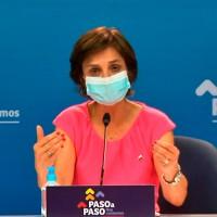"""Subsecretaria Daza descartó cambios en la Región Metropolitana: """"Los números se han estabilizado"""""""