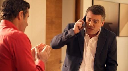 Pedro quedó impactado con la historia de Javier