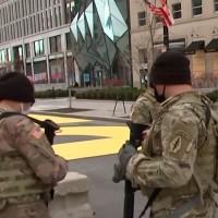 Gran cantidad de efectivos policiales en Washington por temor a atentados en cambio de mando