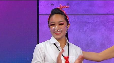 Estrellas MG: Grupo de bailarinas ganaron la final semanal