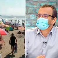 """Experto en salud pública sobre permisos: """"No podemos estar hablando de vacaciones en un momento de crisis"""""""